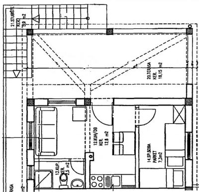 Apartmány Andrić Nin