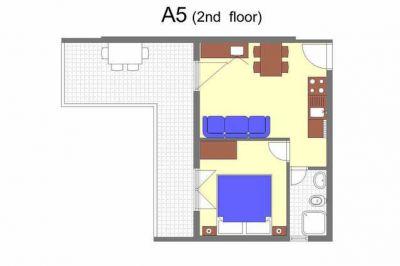 Apartmány SOLDIC