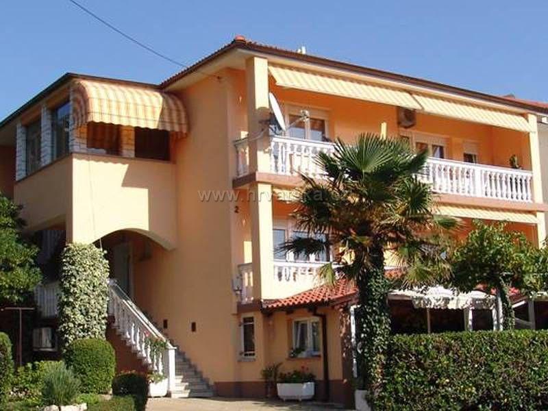 Apartmány Frgacic