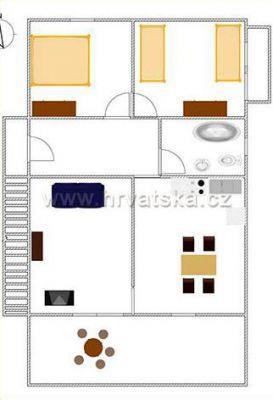 Apartmány Biserka