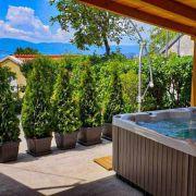 Rekreační dům Casa Matea v oáze zeleně
