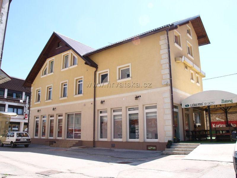 Caffe bar a pokoje Centar Delnice