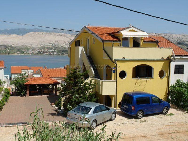 Apartmány Jović Pag
