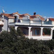 Apartmány Mandre Karas