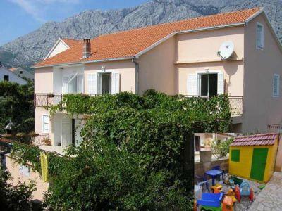 Apartmány Krističević