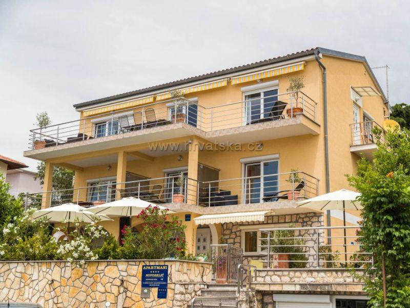 Apartmány Novoselić