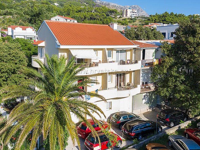 Apartmány SILVA Tučepi