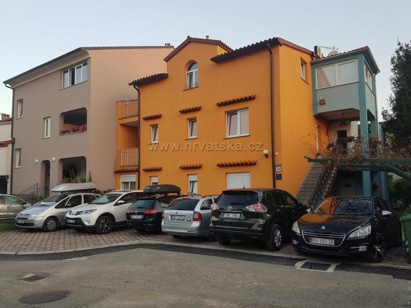 Apartmány Stošić
