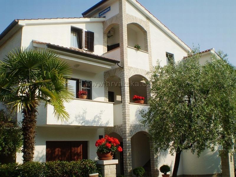 Apartmány Villa Matić - Poreč