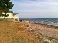 pláž v kempu Pineta