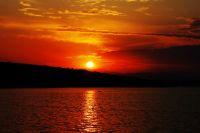 Západ slunce - Šilo