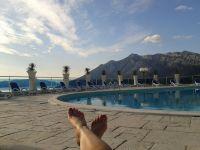 Odpočinek ve Ville Antonio