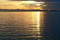 Západ slunce,Igrane