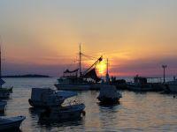 Fažana-večerní přístav