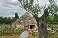 Istrie - kažun u Vodnjanu