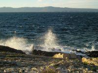 Rozbouřené moře