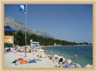 Baška Voda - Modrá vlajka