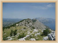 Přírodní park Biokovo - Sveti Vid