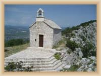 Kaplička na Sveti Vid