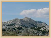 Přírodní park Biokovo - Hora Sveti Jure