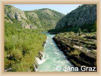 Řeka Neretva