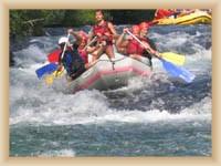 Řeka Cetina - Rafting