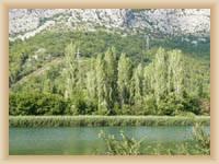 Řeka Cetina