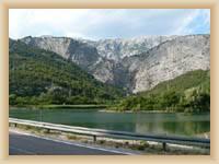 Údolí řeky Cetiny