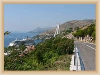 Most přes řeku Dubrovačku