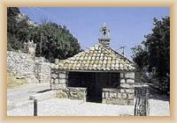 Babino Polje - kaplička Paní kopce