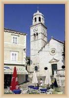 Cavtat - kostel sv. Mikuláše
