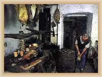 Drmiš - výroba vína