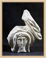 Knin - fragment sochy