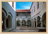 NP Krka - Františkánský klášter
