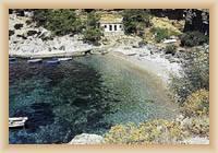 Ostrov Mljet - Sutmiholjska zátoka