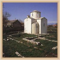 Nin - kostel