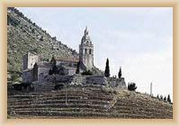 Ostrov Vis - klášter sv. Mikuláše