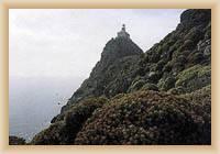 Ostrov Vis - maják