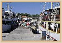 Ostrov Silba - přístav