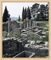 Solin - vykopávky