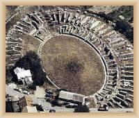 Solin - zbytky amfiteátru