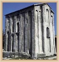 Ston - kostel sv. Michaela