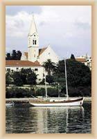 Sumartin - Františkánský klášter