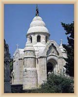 Supetar - Mausoleum rodiny Petrinovičů