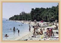 Tučepi - pláž