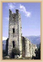 Vrlika - kostel Svatého Spasení