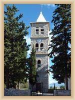 Zaton - zvonice