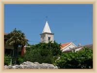 Město Nin - Kostel