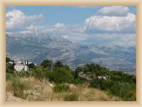 Pohoří Mosor