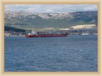 Split - Pohled na město